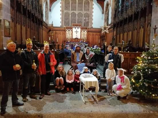 Newchurch Nativity 2018